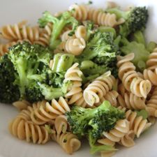 pasta with broccoli image