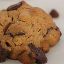 Gluten Free and Vegan Chocoloate Chip Cookies