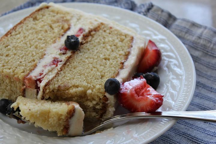4-3-2-1 cake