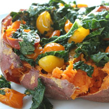 The-Conscious-Kitchen-0074-Sweet-Potatoes-Stuffed-with-Kale