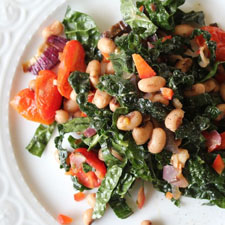 The-Conscious-Kitchen-0108-Black-Eyed-Pea-and-Kale-Salad