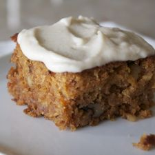 Perfect Vegan Carrot Cake with Cashew Cream Cheese Frosting