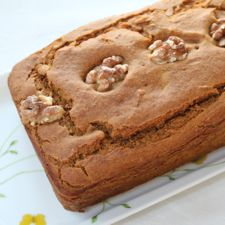 Pumpkin Bread (vegan and gluten-free)