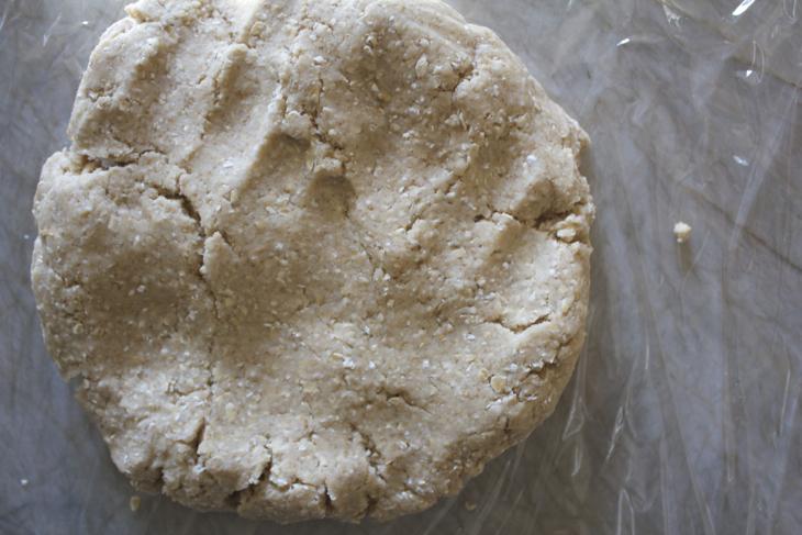 Gluten-free digestive biscuits