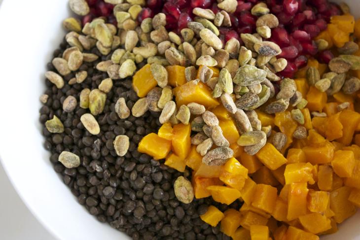 Healthy Holiday Recipes; vegan & gluten-free